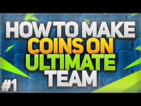 FIFA 15 NEW SEASON/FIFA 16: HOW TO MAKE COINS ON ULTIMATE TEAM (ANDROID & IOS) - #1