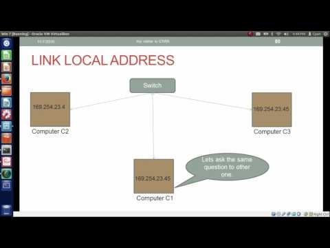 what is link local IPv4 address?