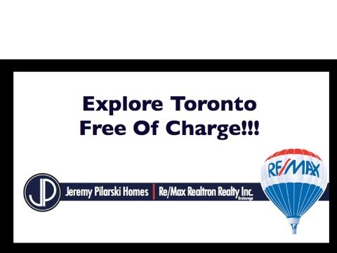 How to Access Top Toronto Attractions...For FREE!!!
