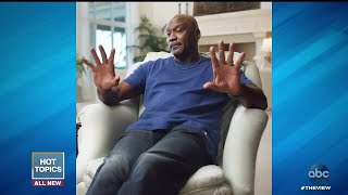 Does Michael Jordan Documentary Hurt Star's Image? | The View