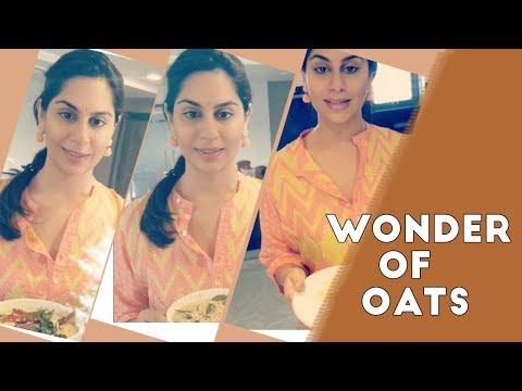 Wonder of Oats | Upasana Kamineni Konidela