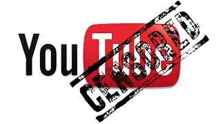YouTube Censorship Threatens Independent Media | #YouTubeIsOverParty
