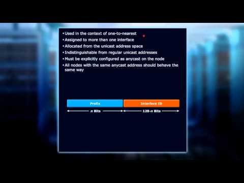 SPNGN 1: Anycast IPv6 Addresses
