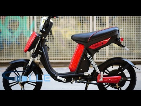 Which Is Faster? An Electric E-Bike or a Electric Kick E-Scooter? Part 1