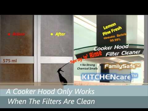 Cooker Hop - Hood Filter Cleaner.wmv