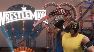 Inside WWE 2K18
