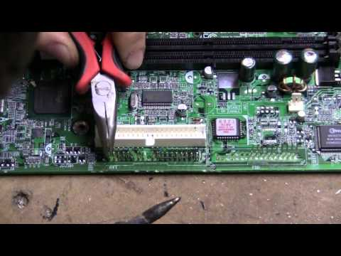 Tech Tip: Recycling old components for new projects