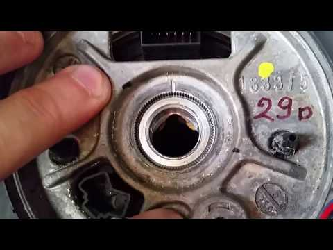How to Replace Ignition Switch Audi A4 B6