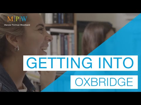 Advice on getting into Oxford and Cambridge