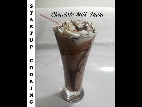 Chocolate Milk Shake (Thick) - Episode 18