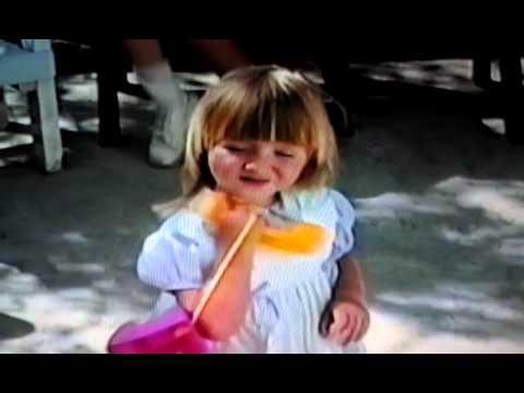 Lil keeley around 1989, Heather, John, poodle...