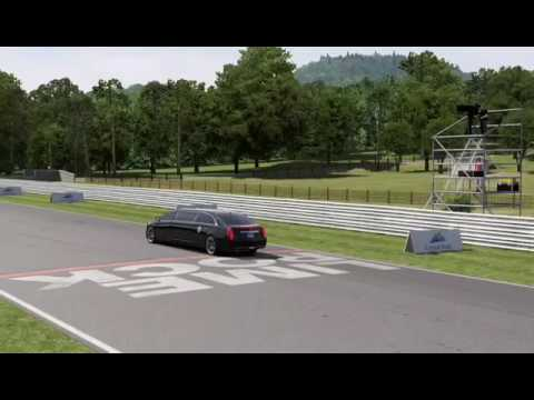 Reverse limousine Drifts