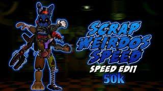 FNaF] Speed Edit - Scrap Toy Animatronics - PakVim net HD