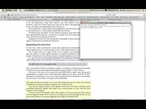 How to edit HOSTS file on a mac. CHECK OUT DESCRIPTION FOR MORE HELP.