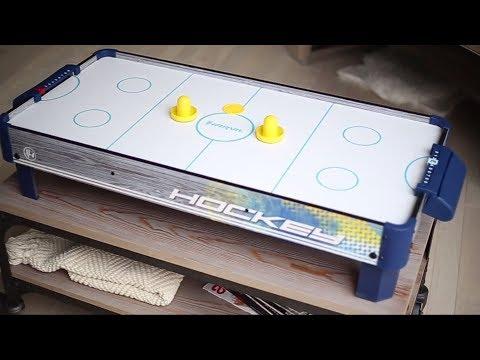 Harvil Tabletop Air Hockey Table 40 Inches | Dazadi.com