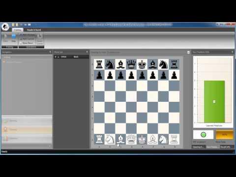 Chess Position Trainer - Tutorial 09 - Training Visualization Skills