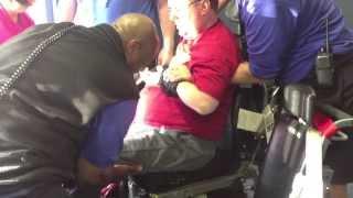 SCI-FIT Pleasanton 925.846.1848-Wheelchair Transferring in an Airplane