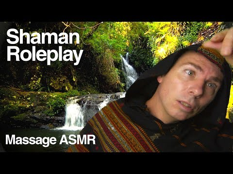 ASMR Shaman Role Play