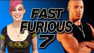 Screen Addict - Fast & Furious 7 Director Controversy