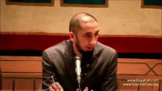 The Story Of Nouman Ali Khan ~ Amazing Journey To Faith!!!