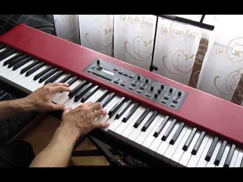 Jonathan McReynolds - Lovin' Me (piano cover)