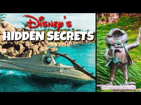 Top 5 Hidden Secrets of Extinct Rides at Magic Kingdom- Disney World