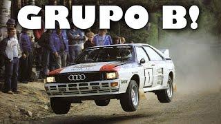🚗 Mejores Coches de Rally Grupo B (Con sonido)
