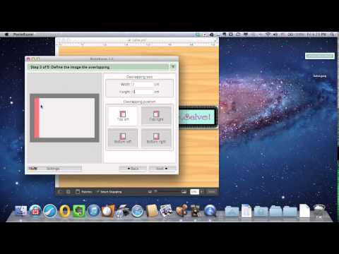 Seamless Banner Printing on Mac