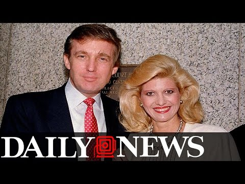 Donald & Ivana Trump Fight To Keep Divorce Records Sealed After Media Request