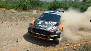 Acropolis Rally 2018 Qualifying Stage Highlights & Shakedown BEST ACTION