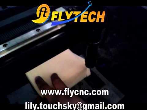 Laser cut sponge foam