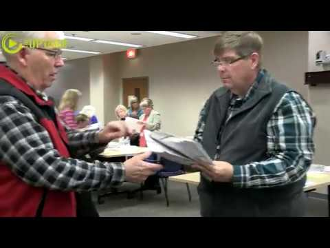 Ballots Removed From Wisconsin Recount