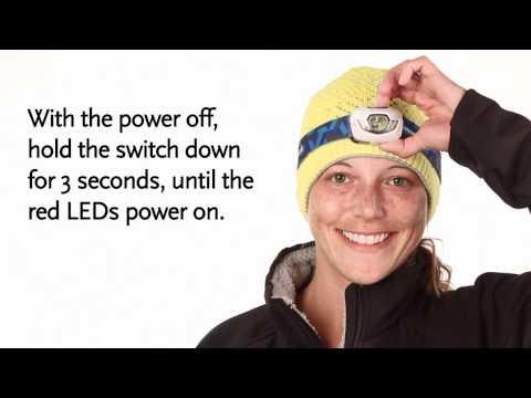 How To Use The Black Diamond Spot Headlamp