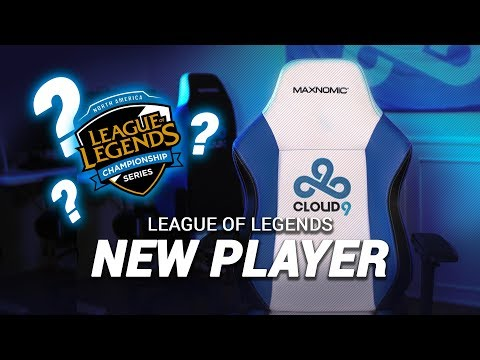 C9LoL | New Player Announcement