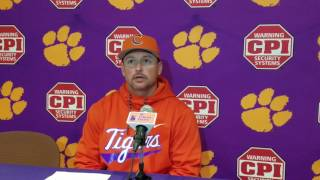 TigerNet.com - Monte Lee post Virginia Tech - 4.7.2017