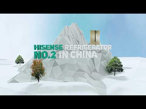 Hisense Group marketing video - 2017
