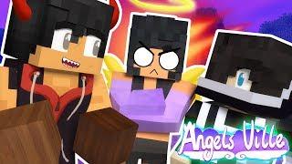 Zane Joins The Town   Angelsville Minecraft Survival [Ep.6]