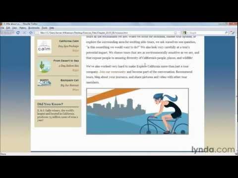 Dreamweaver full tutorial part 11.hd