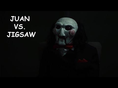 Juan VS Jigsaw - David Lopez