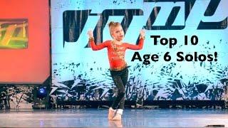 Lola Jolie, 6 year old dancer Jazz solo,