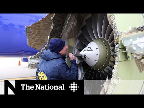 Investigation into why Southwest Airlines plane's engine exploded