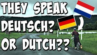 Germans Can't Speak Pennsylvania Dutch