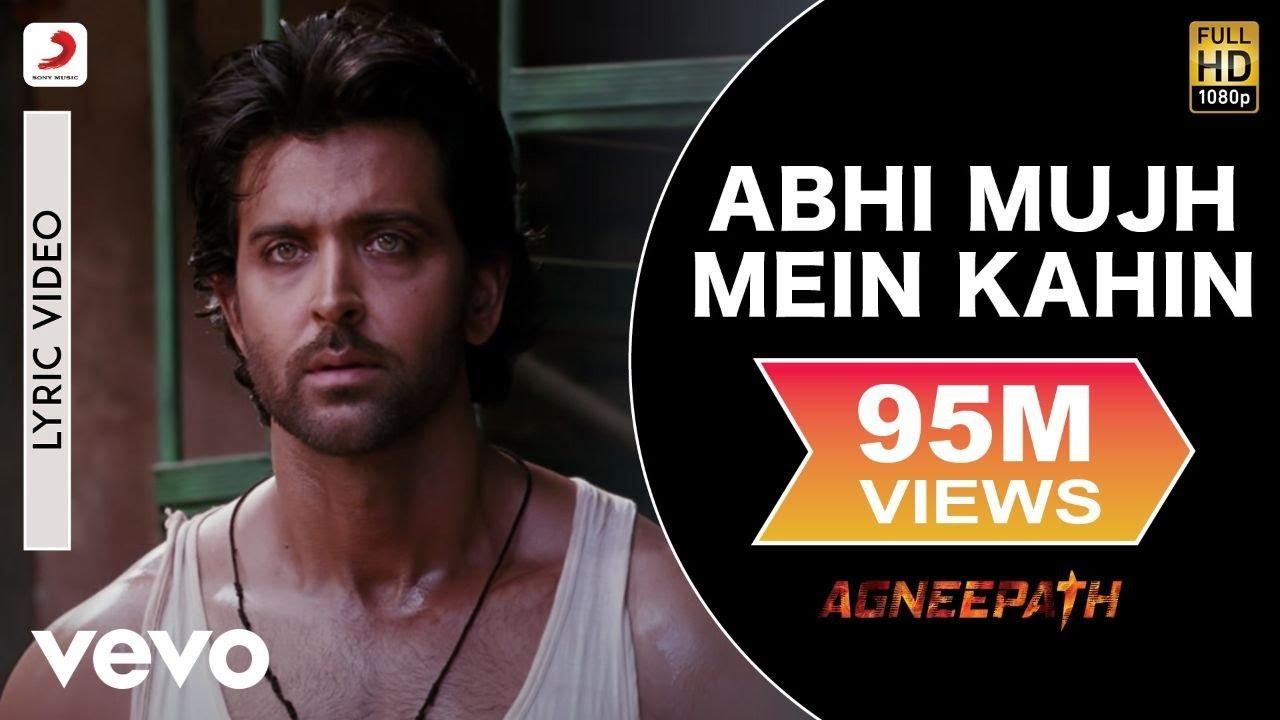 Download Ajay-Atul - Abhi Mujh Mein Kahin Best Lyric Agneepath Priyanka Chopra,Hrithik Sonu Nigam MP3 Gratis