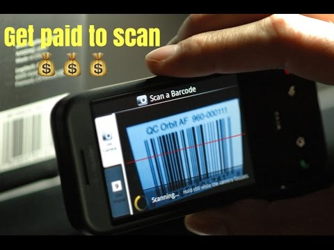 HOW TO MAKE $100-$300 FAST BY SCANNING BARCODES....