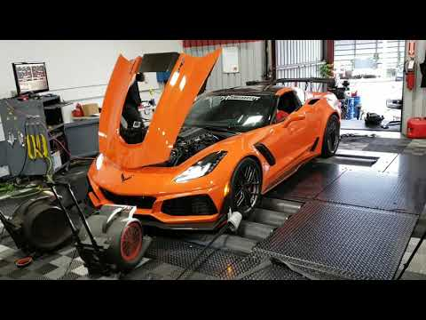 WEAPON-X C7 ZR1: X900 Package hits a new record!