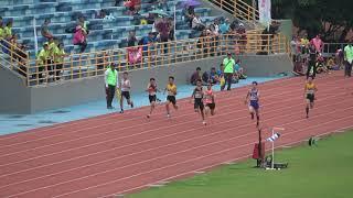2019全國小學田徑錦標賽國小男200公尺決賽