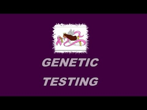 Genetic Testing ~ Is it right for you? Breast Cancer Vlog