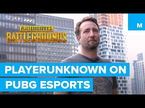 PlayerUnknown Says 'PUBG' Has What Other Esports Don't - No Playing Field