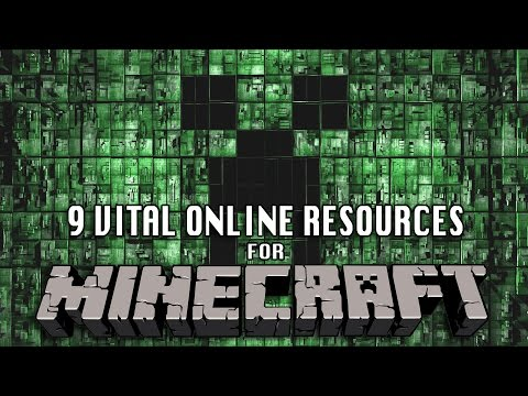 9 Vital Online Resources for Minecraft: Websites YOU Need to Know!