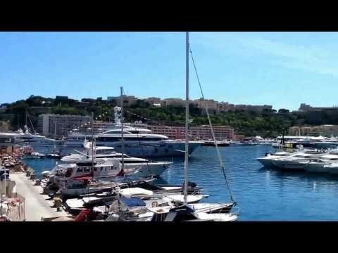 French Riviera: Monaco, Cannes, Nice- Travel Video Flashback June 2015